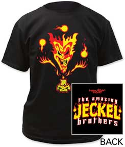 Crown Jeckel Tシャツ 黒